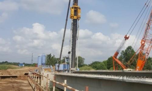 Hữu Lộc tiếp tục được chỉ định thi công điểm tiếp theo trong gói thầu A4 - Cao tốc Bến Lức Long Thành