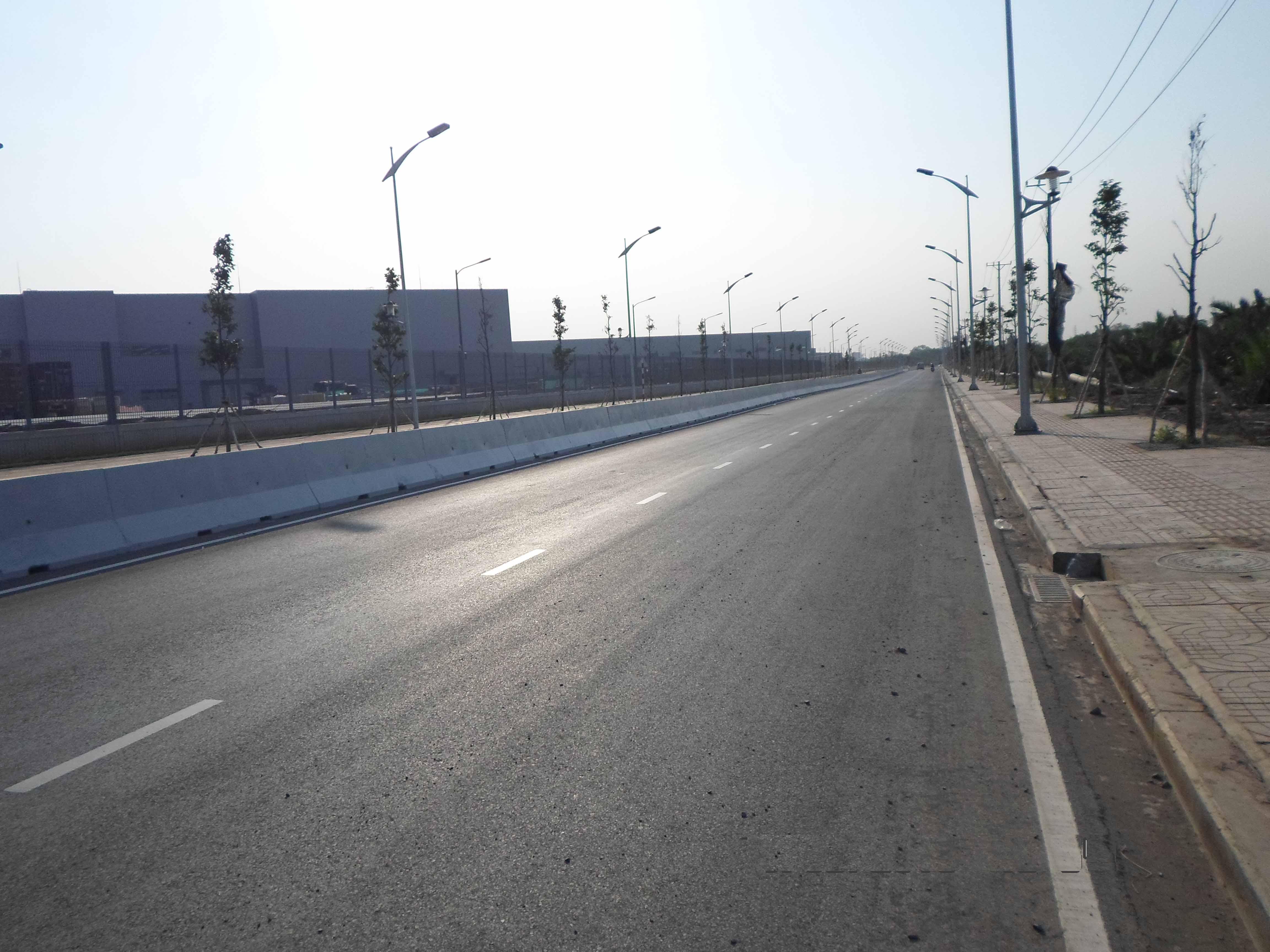 Đường liên cảng Cái Mép Thị Vải - Vũng Tàu
