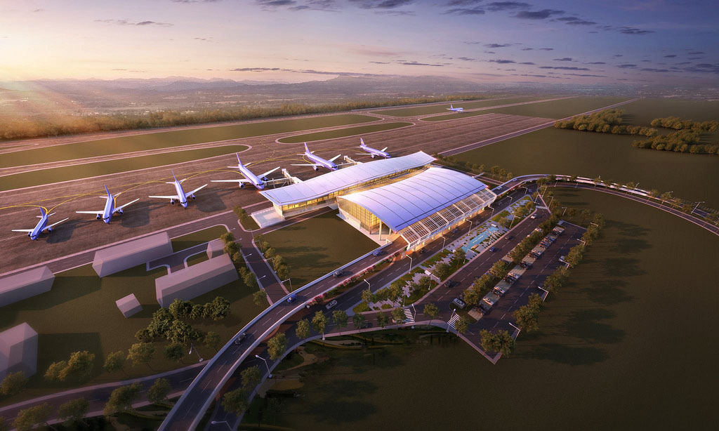 Sân bay Cát Bi - Hải Phòng