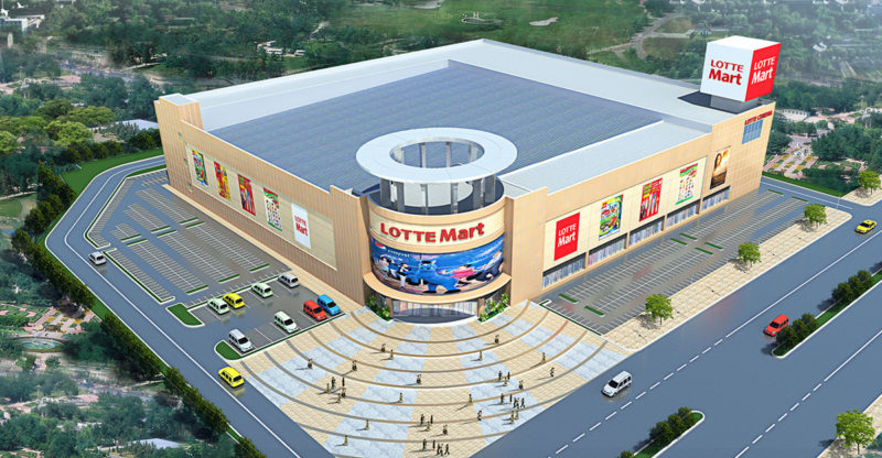Lotte Mart - Cần Thơ