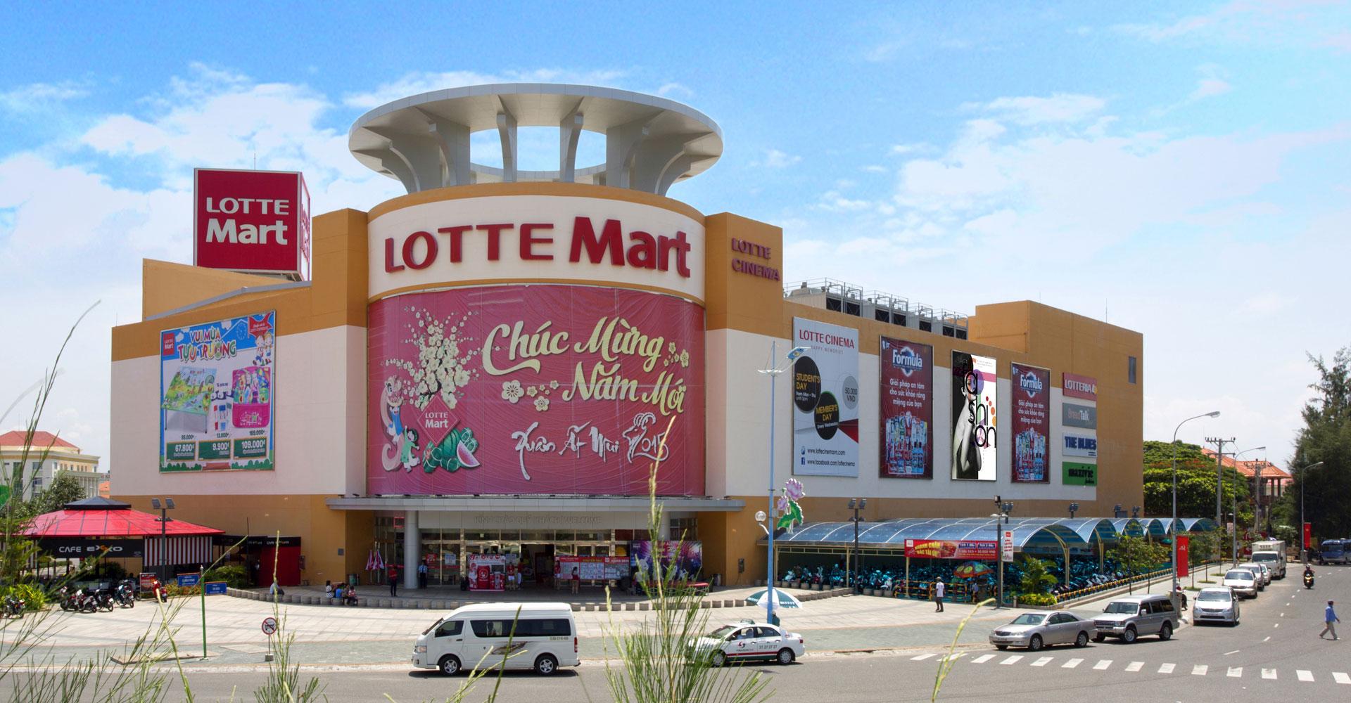Lotte mart - Vũng Tàu
