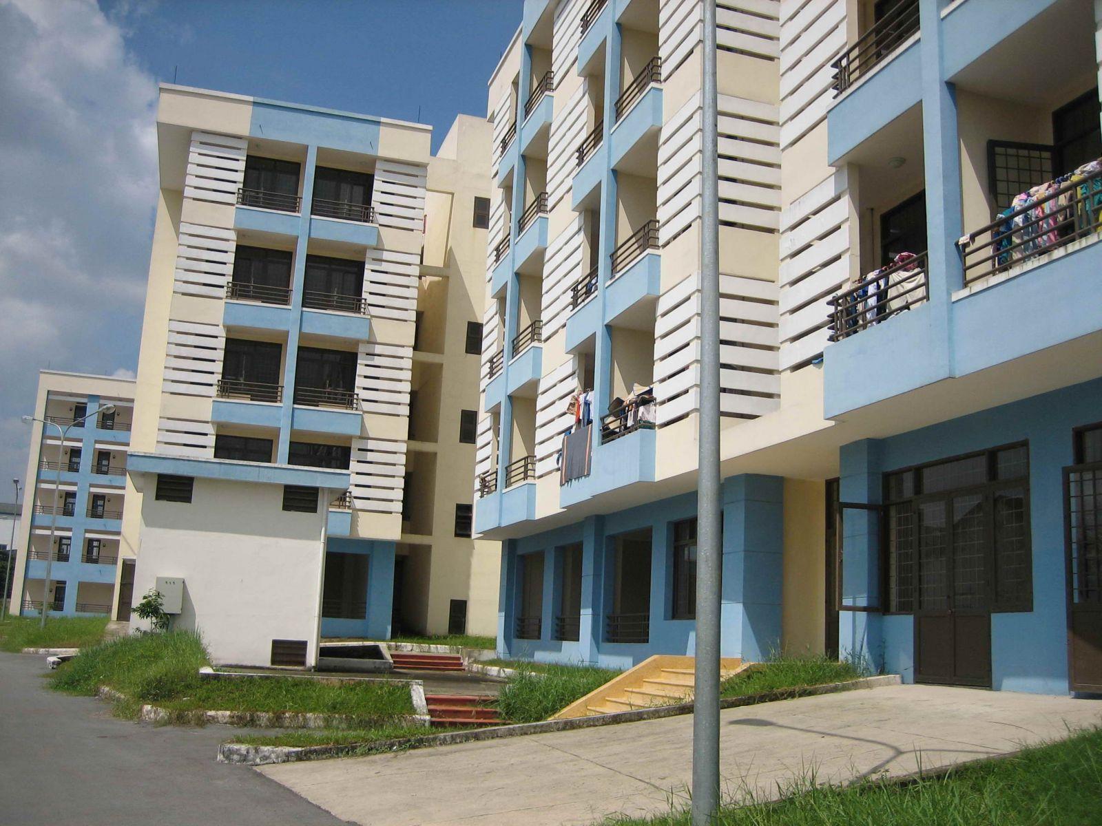 Nhà lưu trú KCX Linh Trung 2 - TP HCM