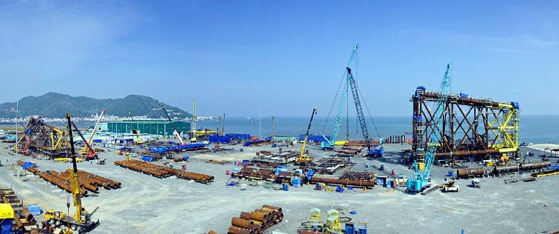 Bãi Cảng Sao Mai Bến Đình - Vũng Tàu