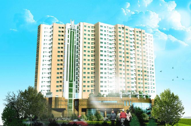Nhà ở xã hội 19 Lạc Long Quân - TP HCM